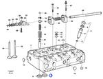 Assento da Válvula - Volvo CE - 477667 - Unitário