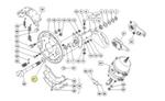 Arruela de Encosto - Freios Master - 1229B236 - Unitário