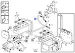 Cabo da Bateria - Volvo CE - 11147641 - Unitário