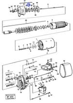 Rolamento de Rolos - Volvo CE - 240453 - Unitário