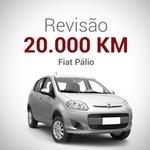 Revisão dos 20.000 KM