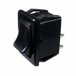 Mini Chave Comutadora Gangorra Universal 80W 2 Posições On/Off 2 Terminais - Embalagem com 5 - DNI - DNI 2189 - Unitário