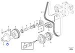 Adaptador - Volvo CE - 21196438 - Unitário