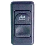 Tecla de Acionamento do Vidro Elétrico - Universal - 90212 - Unitário