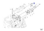 Parafuso - Volvo CE - 16660409 - Unitário