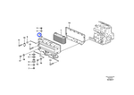 Resfriador de Óleo - Volvo CE - 21590865 - Unitário