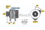 ALTERNADOR - Bosch - 0124555005 - Unitário