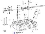 Assento da Válvula - Volvo CE - 477658 - Unitário
