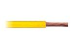 Cabo Flexível Amarelo Para Instalação Automotiva - DNI - DNI HFX 075-AM - Unitário