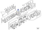 Cubo - Volvo CE - 14604802 - Unitário