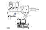 Cilindro Mestre de Freio - Volvo CE - 76282 - Unitário