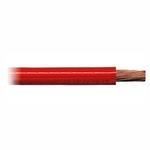 Cabo Flex Cristal Vermelho Para Som Profissional - Rolo 25M - DNI - DNI HFX 1600-CC - Unitário