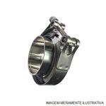 Abraçadeira da Mangueira do Intercooler - Volvo CE - 1676424 - Unitário