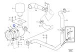 Filtro de Ar - Volvo CE - 14510586 - Unitário
