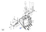 Adaptador do Dente - Volvo CE - 14540724 - Unitário