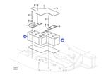 Bateria - Volvo CE - 14882678 - Unitário