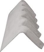 Cumeeira Shed Direita 80° CRFS 1,10m - Brasilit - 253020985 - Unitário