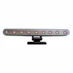 Break Light com 9 Leds e Lente Branca - 12V - DNI - DNI 2031 - Unitário