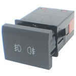 Interruptor Farol e Lanterna de Neblina Fox Gp - Kostal - 10012418 - Unitário