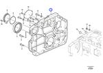 Cárter da Distribuição - Volvo CE - 22039480 - Unitário