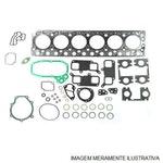 Jogo de Juntas Completo do Motor - com Retentores - Exceto Retentor Traseiro do Virabrequim - Sabó - 80285 - Unitário