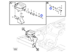 Mangueira de Resfriamento - Volvo CE - 9962-00914 - Unitário