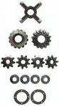 Conjunto de Engrenagens com Cruzeta - Max Gear - MX2514 - Unitário