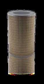 Elemento do Filtro de Ar - MAHLE - LX626 - Unitário