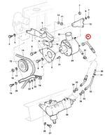 Mangueira de Pressão da Direção - Original Chevrolet - 52262666 - Unitário