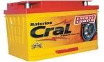 Bateria Energy Sound 90Ah 12V - Cral - SCE800D - Unitário