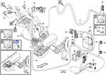 Interruptor da Alavanca de Mudanças - Volvo CE - 11170293 - Unitário