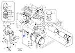 Mangueira da Admissão de Ar - Volvo CE - 14512433 - Unitário