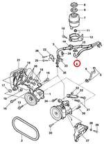 Mangueira de retorno - Original Chevrolet - 90342016 - Unitário