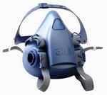 Respirador Semi Facial Mod.7502 Usar Filtro 6000 Média - 3M - H0002098533 - Unitário