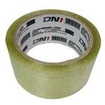 Fita para Embalagem Cristal - Rolo de 50 Metros - DNI - DNI 5021 - Unitário
