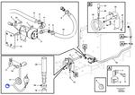 Chave Reversível - Volvo CE - 14539456 - Unitário
