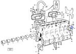 Bujão - Volvo CE - 422369 - Unitário