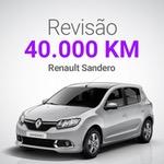 Revisão dos 40.000 KM