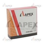 Anéis de Motor - Apex - APX.AAPM-100 - Unitário
