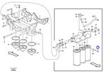 Parafuso Flangeado - Volvo CE - 980475 - Unitário