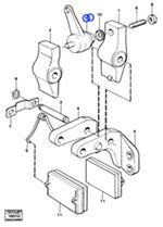 Alavanca de Mão - Volvo CE - 11996097 - Unitário
