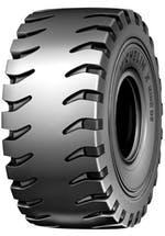 Pneu 525/80 R 25 XCRANE+ TL 176F - Michelin - 086926_101 - Unitário