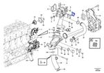 Decalque - Volvo CE - 20777630 - Unitário