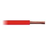 Cabo Flexível Vermelho Cobre E Alumínio Para Instalação Automotiva - DNI - DNI HYB 400-VM - Unitário