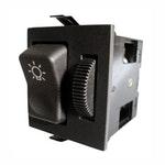 Chave Comutadora de Luz com Dimmer Mercedes-Benz 6965457014 - 8 Terminais 24V - DNI - DNI 2100 - Unitário