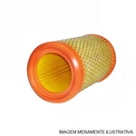 Filtro de Ar - Logan - CFA810M - Unitário