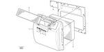 Filtro de Ar - Volvo CE - 11104735 - Unitário