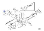 Parafuso Soquete Sextavado - Volvo CE - 8230-25880 - Unitário