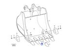 Adaptador - Volvo CE - 15615797 - Unitário