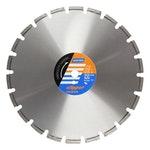 Disco diamantado para corte - asfalto Premium 450x10x25,4mm - Norton - 70184627935 - Unitário